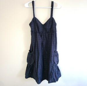 💝Calvin Klein 100% Cotton Strappy Dress Size M